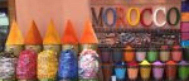 Article : Escapade à Marrakech